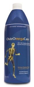 OsteOmegaCare - Liquid Calcium/Mineral with Omega 3,6,9 EFA's