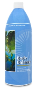 Liquid vitamin/mineral supplement